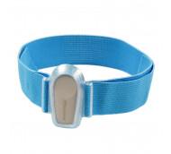 DexFix - Fixierband für Dexcom G6 Sensor crystal blau - 1 Stück