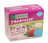 Tagatesse Tafelzucker Sticks - Zuckerersatz in Körnerform / 50 Stück