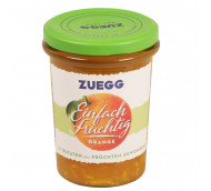 ZUEGG Orange - Fruchtaufstrich / 250 gr