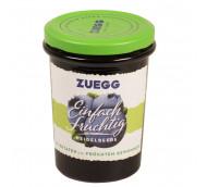 ZUEGG Heidelbeere - Fruchtaufstrich / 250 gr
