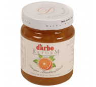 Darbo Reform Orange - Fruchtaufstrich im Glas / 330g