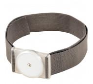 DIASHOP Trageband für FreeStyle Libre Sensoren Grau - 1 Stück