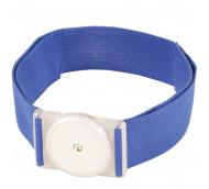 DIASHOP Trageband für FreeStyle Libre Sensoren Blau - 1 Stück