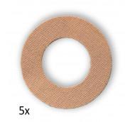 Diasticker FreeStyle Libre Fixierungspflaster - hautfarben / 5 Stück