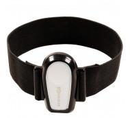 DIASHOP Trageband für Dexcom G6 Sensor - Schwarz / 1 Stück