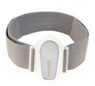 DIASHOP Trageband für Dexcom G6 Sensor - Grau / 1 Stück