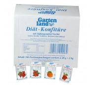 Darbo Fruchtaufstrich Gartenland - Portionsbecher 20g / 100 Stück