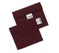FRIO Tasche Mittel Farbe Weinrot - Kühltasche / 1 Stück