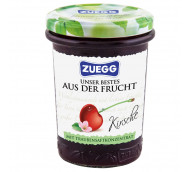 ZUEGG Kirsche - Fruchtaufstrich / 250 gr