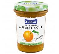 ZUEGG Orange - Fruchtaufstrich / 250 gr