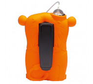 Lenny Silikon-Schutzhülle orange - für MiniMed 640G 3,0ml ACC-861OR / 1 Stück