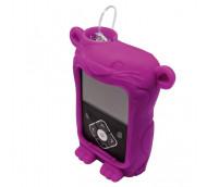 Lenny Silikon-Schutzhülle lila - für MiniMed 640G 3,0ml ACC-861PL / 1 Stück