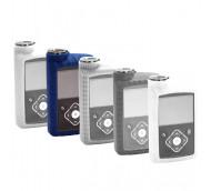 Silikon-Hülle blau - für MiniMed 640G 3,0ml ACC-821BL / 1 Stück