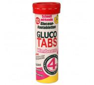 GlucoTabs Traubenzucker im Röhrchen - Geschmack Himbeere / 10 Tabs