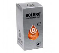 Bolero Drinks Orange - Instant Erfrischungsgetränk - 9 g / 12 Beutel