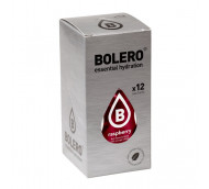 Bolero Drinks Himbeere - Instant Erfrischungsgetränk - 9 g / 12 Beutel