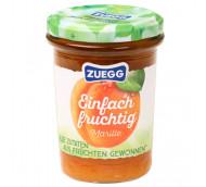 ZUEGG Aprikose - Fruchtaufstrich / 250 gr