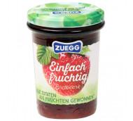 ZUEGG Erdbeere - Fruchtaufstrich / 250 gr