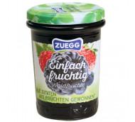 ZUEGG Waldfrucht - Fruchtaufstrich / 250 gr