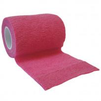 autsch & go Fixiertape pink 7,5 cm x 4,5 m - Fixierung für Pod/Sensor / 1 Rolle