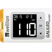 Wellion Galileo GLU/KET PLUS weiß mg/dl - Blutzuckermessgerät / Set