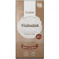 Xucker Vollmilch-Schokolade mit Xylit - Schokolade / 100 g Tafel