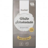 Xucker Schokolade weiß mit Xylit - Schokolade / 100 g Tafel