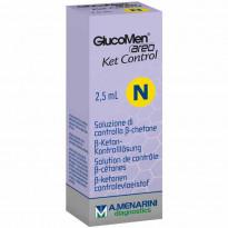 GlucoMen areo 2K Control N - Kontrolllösung / 2,5 ml