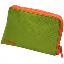 Diabag SUNNY klein Nylon grün/orange - Diabetikertasche / 1 Stück