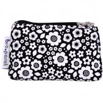 81870_bre.parat-Kinderpumpentasche-schwarz-mit-Blumen