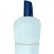 Diabag PENCASE cool Leder weiß - Pentasche / 1 Stück