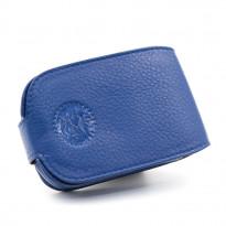 FreeStyle Libre Leder Case royalblau - 1 Stück