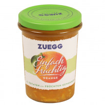 ZUEGG Orange - Fruchtaufstrich / 250 g