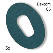 82458_Dexcom G6 Türkis 5x
