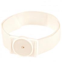 DIASHOP Trageband für FreeStyle Libre Sensoren - Weiß / 1 Stück