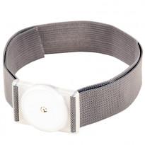 DIASHOP Trageband für FreeStyle Libre Sensoren - Grau / 1 Stück