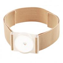 DIASHOP Trageband für FreeStyle Libre Sensoren - Beige - Hautfarben / 1 Stück