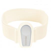 DIASHOP Trageband für Dexcom G6 Sensor - Weiß / 1 Stück
