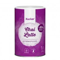 Xucker Chai Latte - Erythrit Getränkepulver / 250 g Dose