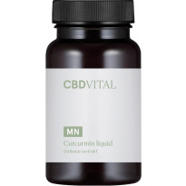 CBD Vital Curcumin Liquid / 60 Kapseln