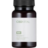 CBD Vital Vitamin C gepuffert / 60 Kapseln