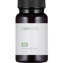 CBD Vital Vitamin D3 forte / 60 Kapseln