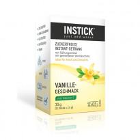 INSTICK Vanille - zuckerfreies Instant-Getränk - Größe S / 12 Beutel
