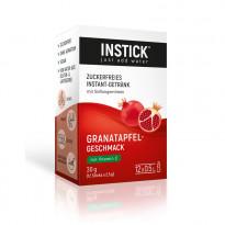 INSTICK Granatapfel - zuckerfreies Instant-Getränk - Größe S / 12 Sticks