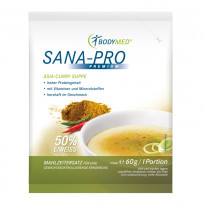 SANA-PRO Premium Suppe Asia-Curry / 1 Stück