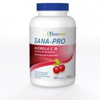 SANA-PRO Acerola C+ / 180 Kapseln