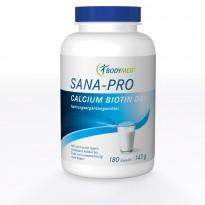 SANA-PRO Calcium Biotin D3 / 180 Kapseln