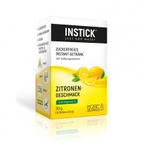 INSTICK Zitrone - zuckerfreies Instant-Getränk - Größe S / 12 Sticks