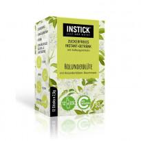INSTICK Holunderblüte - zuckerfreies Instant-Getränk - Größe S / 12 Sticks