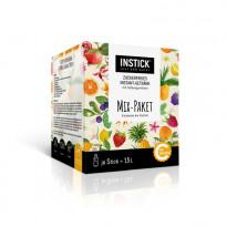 INSTICK Mix-Paket - zuckerfreies Instant-Getränk - Größe L / 46 Sticks